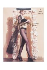 Ladies 1 Pair Trasparenze Geranium Sparkle Dot Tights Packaging Image