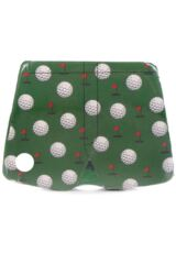Mens 1 Pair Magic Boxer Shorts In Golf Pattern Packaging Image