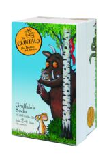 Girls and Boys 5 Pair Gruffalo Socks In Gift Box