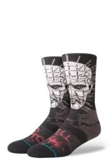 Mens 1 Pair Stance Hellraiser Inferno Hellraiser Socks Leading Image