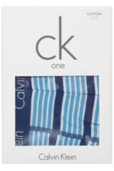 Mens 1 Pair Calvin Klein Caroline Stripe Trunks 75% OFF