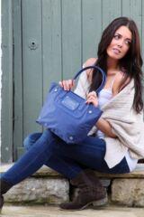 Ladies Calvin Klein Jeans Small Nylon Shopper 60% OFF