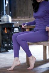 Ladies 1 Pack Ussen Baltic Thermal Long Johns Leading Image