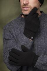 Mens 1 Pair Heat Holders 2.3 Tog Heatweaver Yarn Gloves