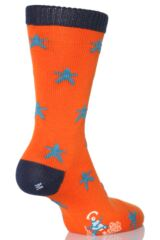 Mens 1 Pair Corgi 100% Cotton Stars Socks In 4 Colours