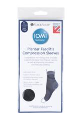 SockShop Iomi 1 Pair Plantar Fascitis Compression Sock Sleeves Packaging Image