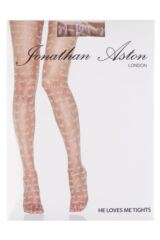 Ladies 1 Pair Jonathan Aston He Loves Me Sheer Tights Product Shot