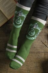 Ladies 4 Pair Harry Potter House Badge Socks Leading Image