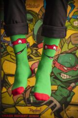 SockShop Teenage Mutant Ninja Turtles Cotton Socks Leading Image
