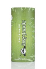 Mens 3 Pack SOCKSHOP Lazy Panda Bamboo Boxer Shorts Packaging Image
