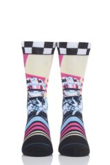Mens 1 Pair Stance Global Player Lewis Hamilton Socks Leading Image