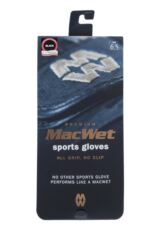 Mens and Ladies 1 Pair MacWet Long Climatec Sports Gloves Product Shot