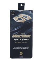 Mens and Ladies 1 Pair MacWet Short Mesh Sports Gloves Packaging Image