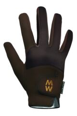 Mens and Ladies 1 Pair MacWet Short Climatec Sports Gloves In 4 Colours