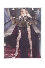 Ladies 1 Pair Trasparenze Malvasia Animal Print Sheer Tights Packaging Image