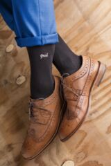 Mens 1 Pair SockShop New Individual Names Embroidered Socks -  45 Names To Choose From Leading Image