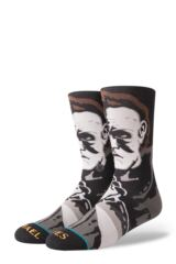 Mens 1 Pair Stance Halloween Michael Myers Socks Leading Image