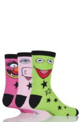 Girls 3 Pair SockShop Muppets Socks