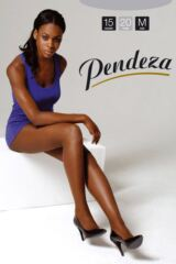 Ladies 1 Pair Pendeza 15 Denier Tone 20 Sheer Tights For Darker Skin Tones Packaging Image