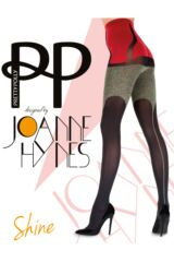 Ladies 1 Pair Pretty Polly In Association With Joanne Hynes Optical Illusion Tights 75% OFF