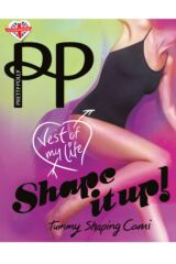 Ladies 1 Pack Pretty Polly Shape It Up Shaper Cami Top 50% OFF