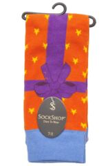 Ladies 1 Pair SockShop Dare To Wear Socks - Presents Packaging Image