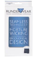 Mens 1 Pack Runderwear Running Boxer Shorts Packaging Image