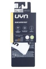 Ladies 1 Pair UYN Run Super Fast Socks Packaging Image