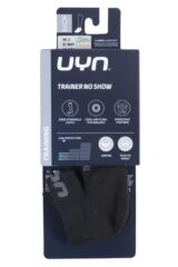 Mens 1 Pair UYN No Show Trainer Socks Packaging Image