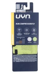 Mens 1 Pair UYN Run Compression Fly Socks Packaging Image