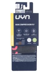 Ladies 1 Pair UYN Run Compression Fly Socks Packaging Image