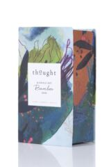 Ladies 4 Pair Thought Allotment Bamboo and Organic Cotton Gift Boxed Socks Packaging Image