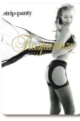 Ladies 1 Pair Trasparenze Scandal Strip Panty Tights Leading Image