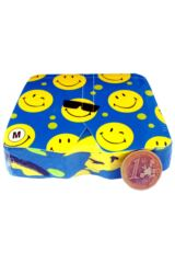 Mens 1 Pair Magic Boxer Shorts In Smiley Pattern Packaging Image