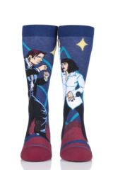 Mens and Ladies 1 Pair Stance Quentin Tarantino Collection I want to Dance Pulp Fiction Socks Leading Image