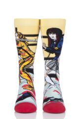 Mens and Ladies 1 Pair Stance Quentin Tarantino Collection The Bride and Gogo Kill Bill Socks Leading Image