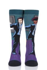 Mens and Ladies 1 Pair Stance Quentin Tarantino Collection Vincent and Jules Pulp Fiction Socks Leading Image