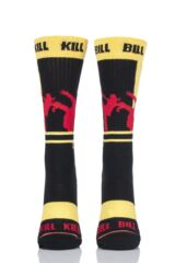 Ladies 1 Pair Stance Quentin Tarantino Collection Kill Bill Silhouettes Socks Leading Image