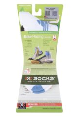 Ladies 1 Pair X-Socks Bike Racing Socks Packaging Image