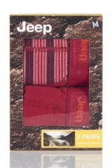 Mens 2 Pack Jeep Hipster Trunks Packaging Image
