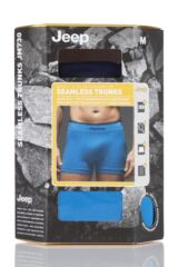 Mens 2 Pack Jeep Fitted Seamless Trunks Packaging Image