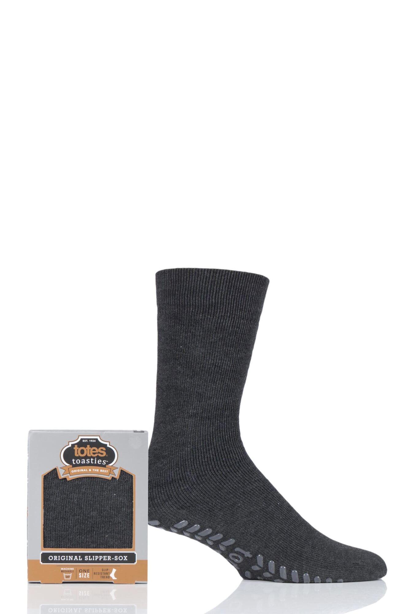 1 Pair Originals Slipper Socks Men's - Totes
