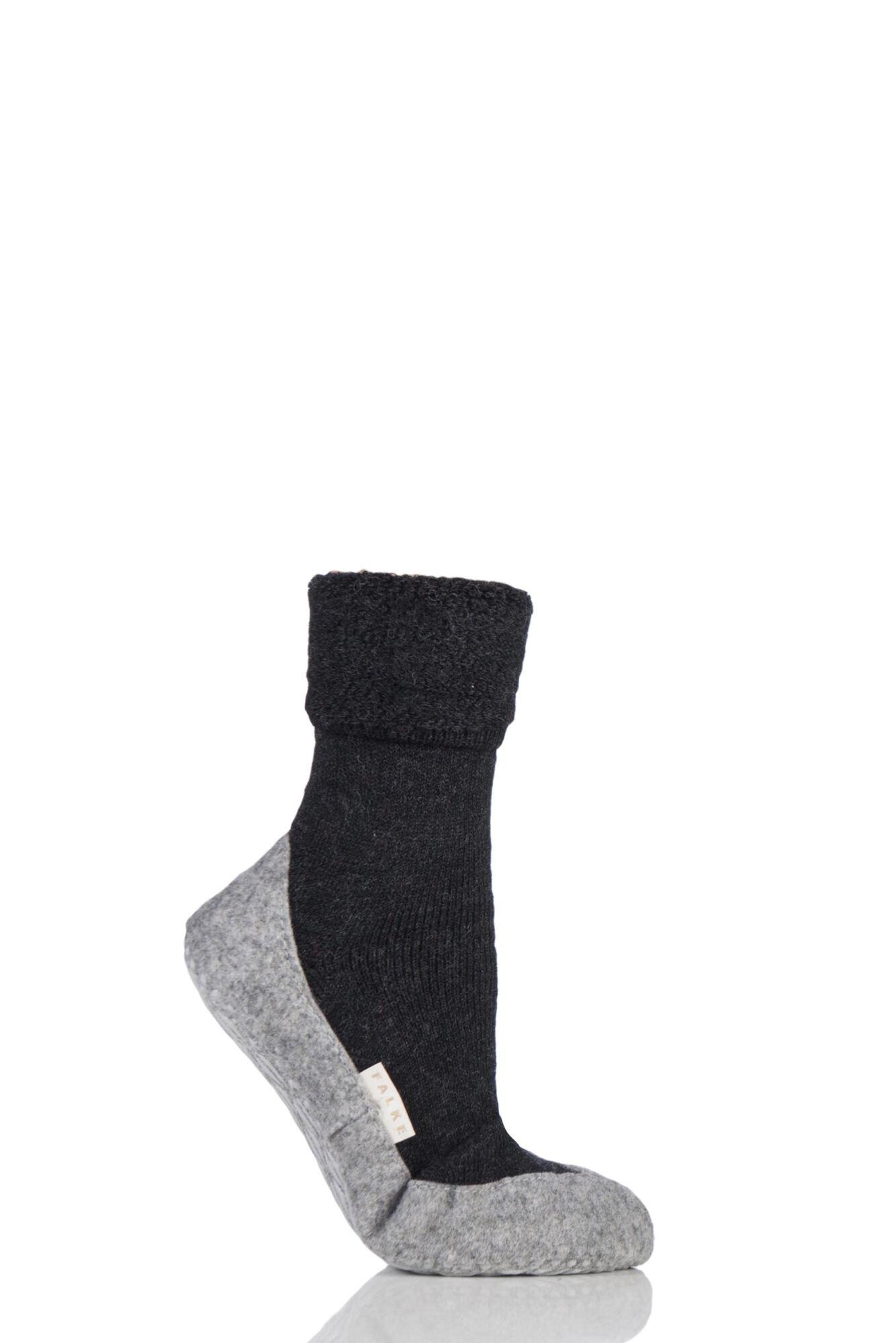1 Pair CosyShoe Slipper House Socks Ladies - Falke