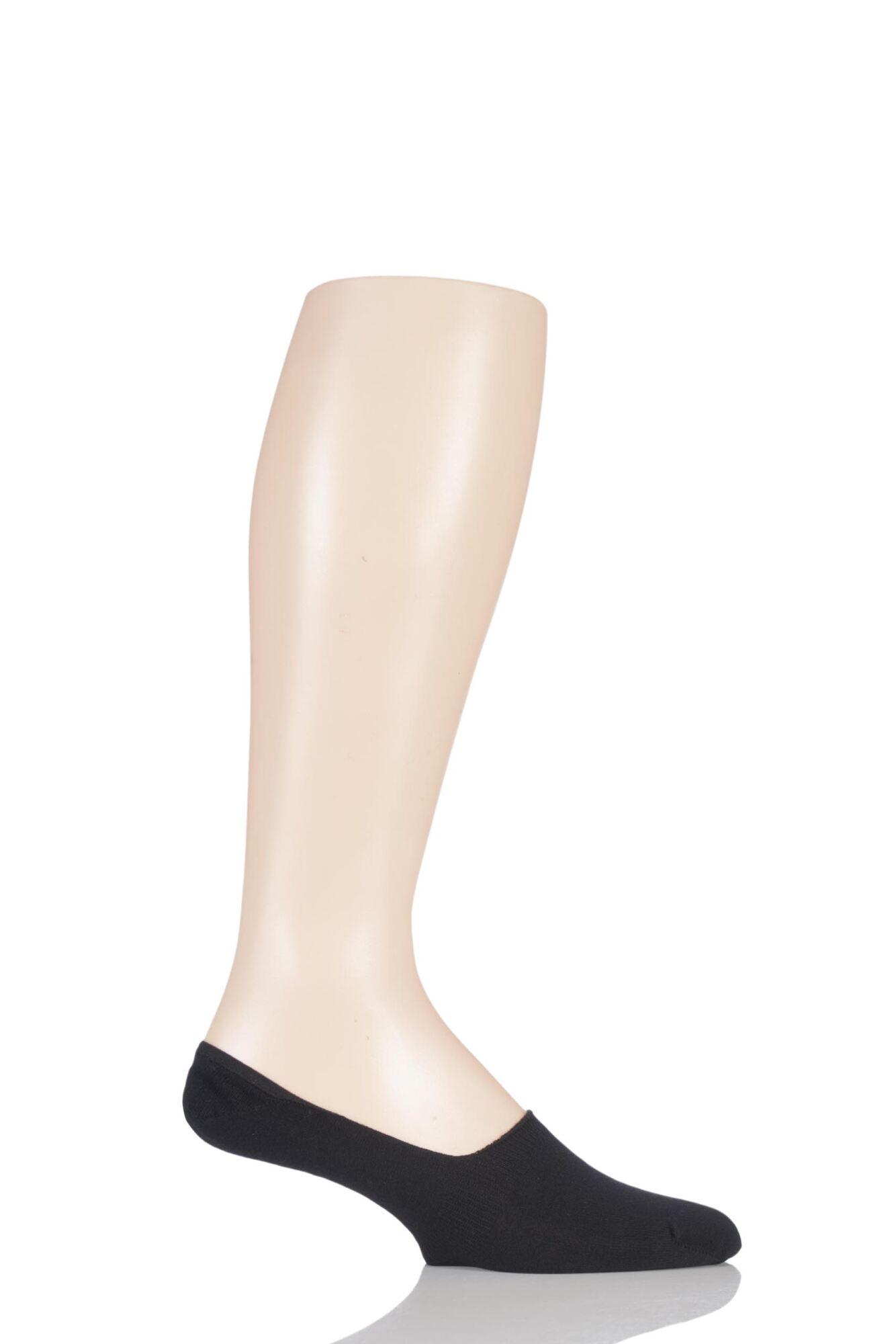 1 Pair Plain Shoe Liners Men's - Hj Hall