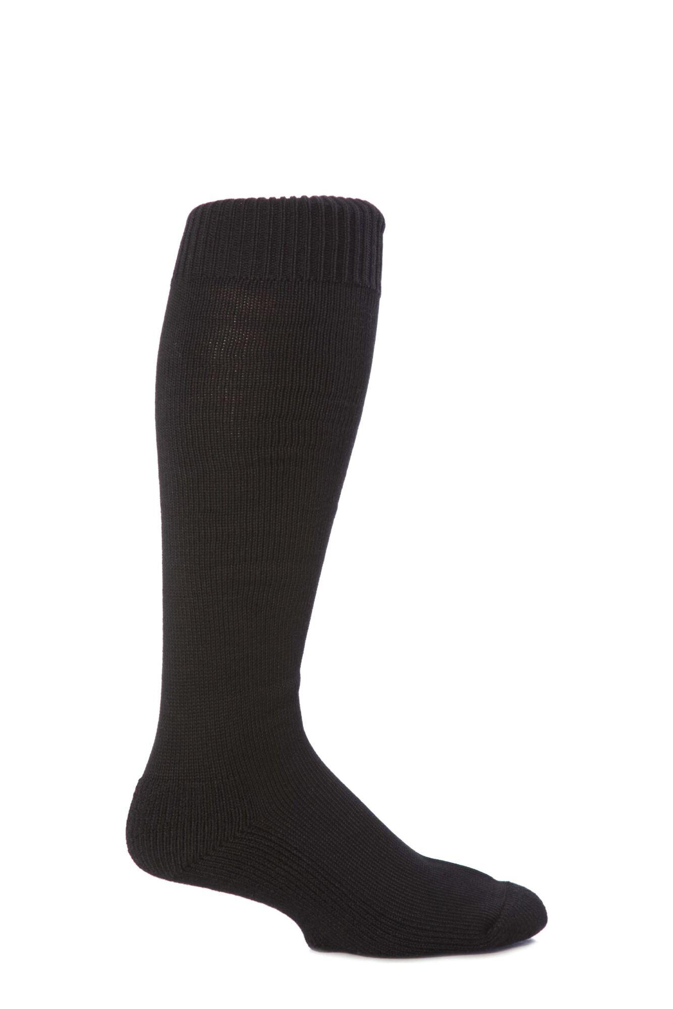1 Pair of London Cotton Riding Socks With Cushion Sole Unisex - SOCKSHOP of London