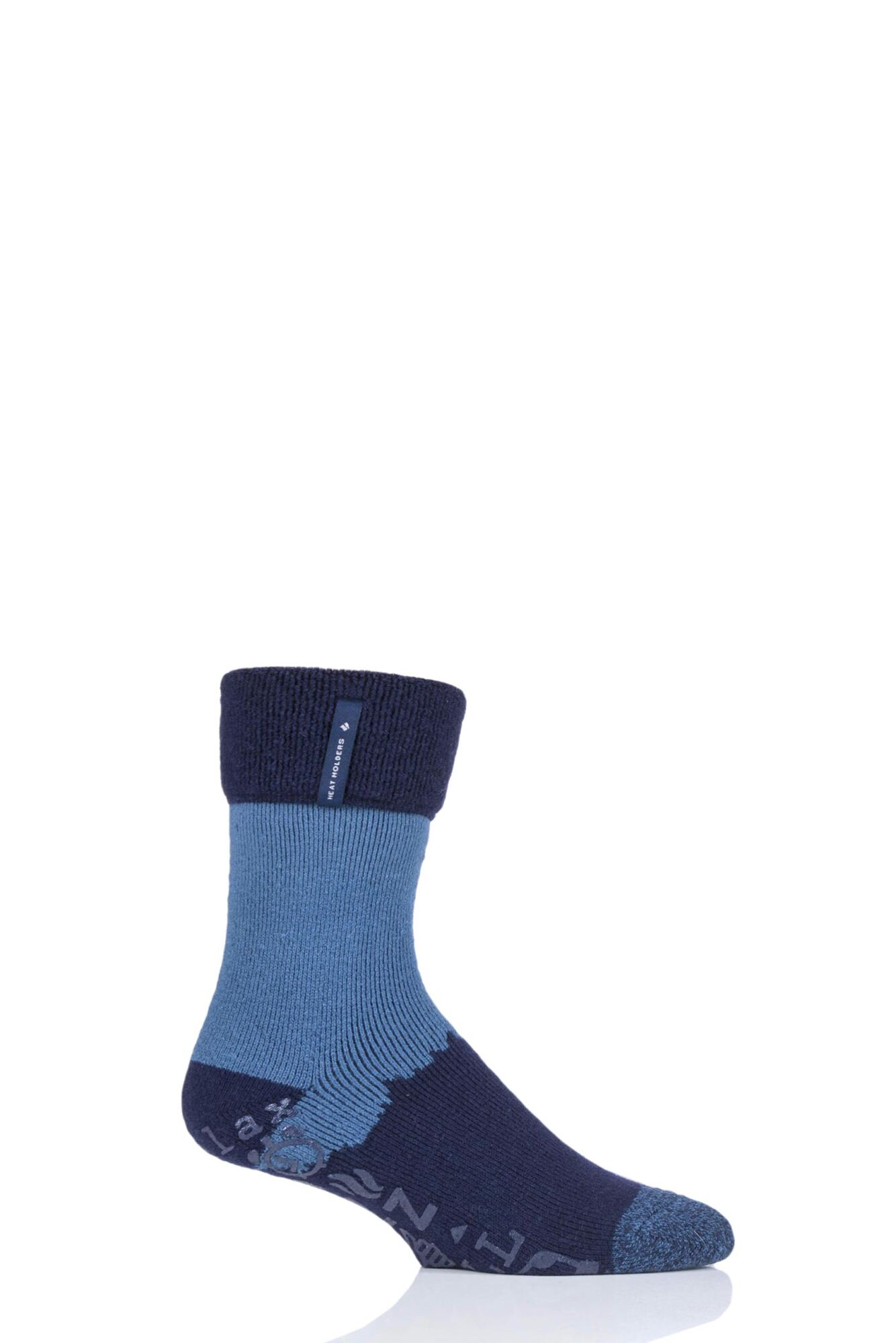 1 Pair Lounge Lite Socks Men's - Heat Holders