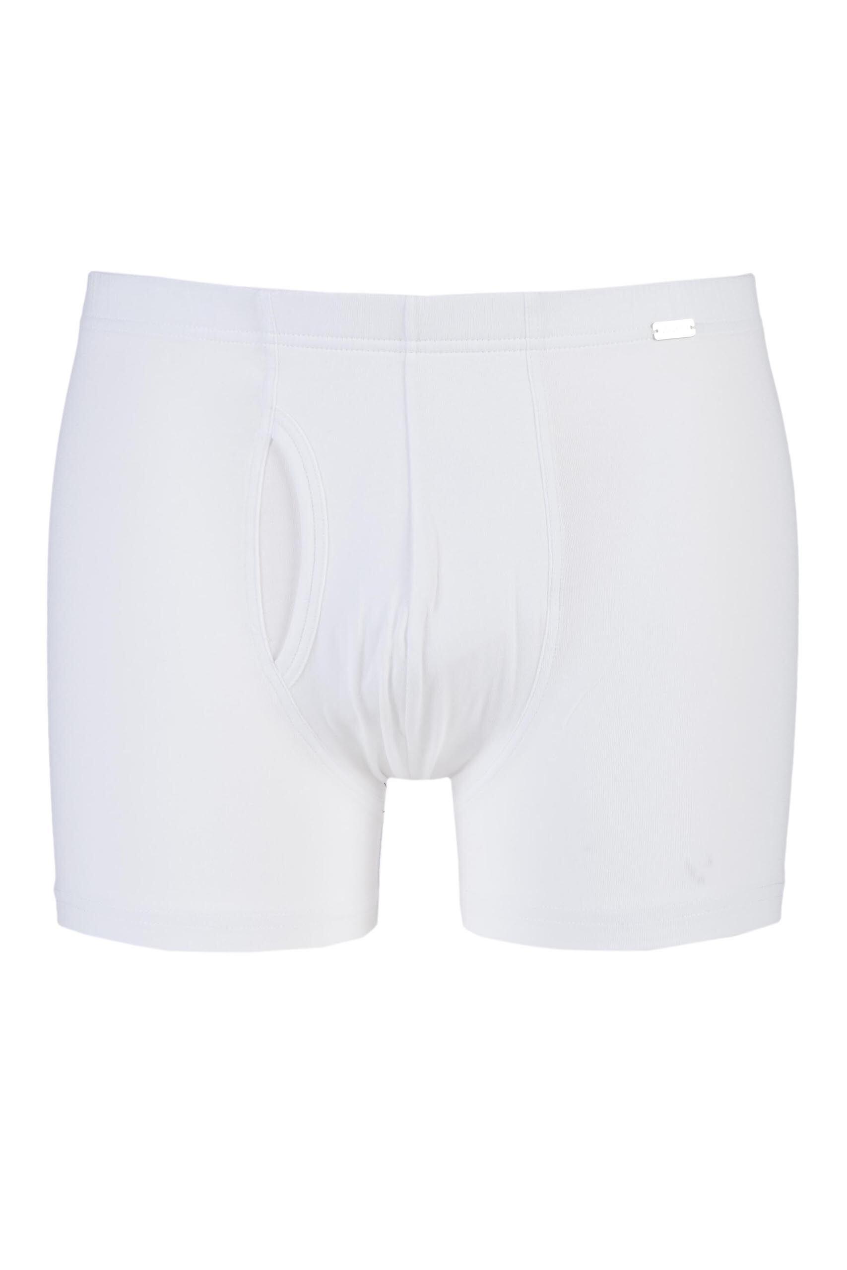 Image of 1 Pack White Modern Stretch Comfort Trunks Men's Small - Jockey
