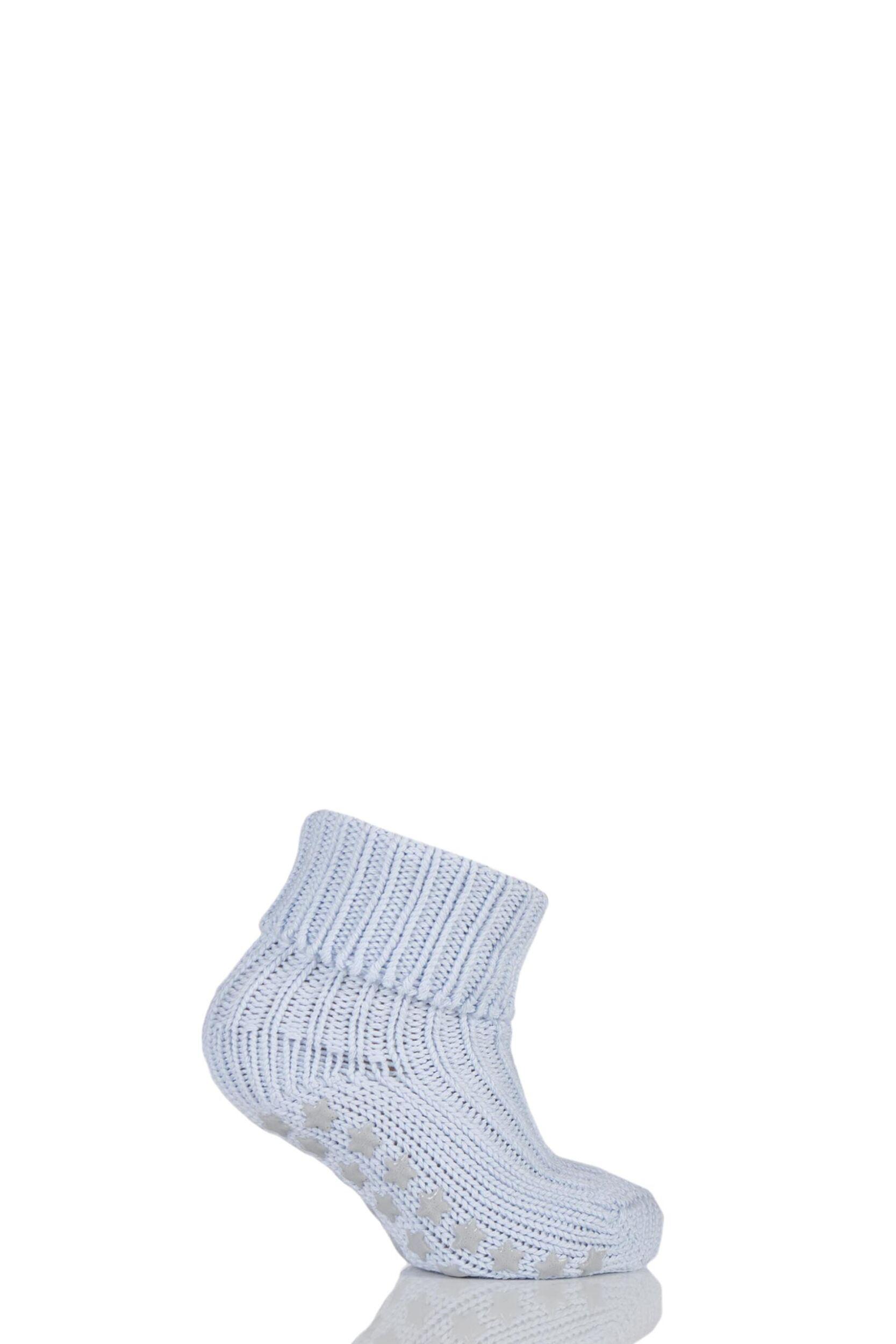 Image of Babies 1 Pair Falke Catspads Slipper Socks