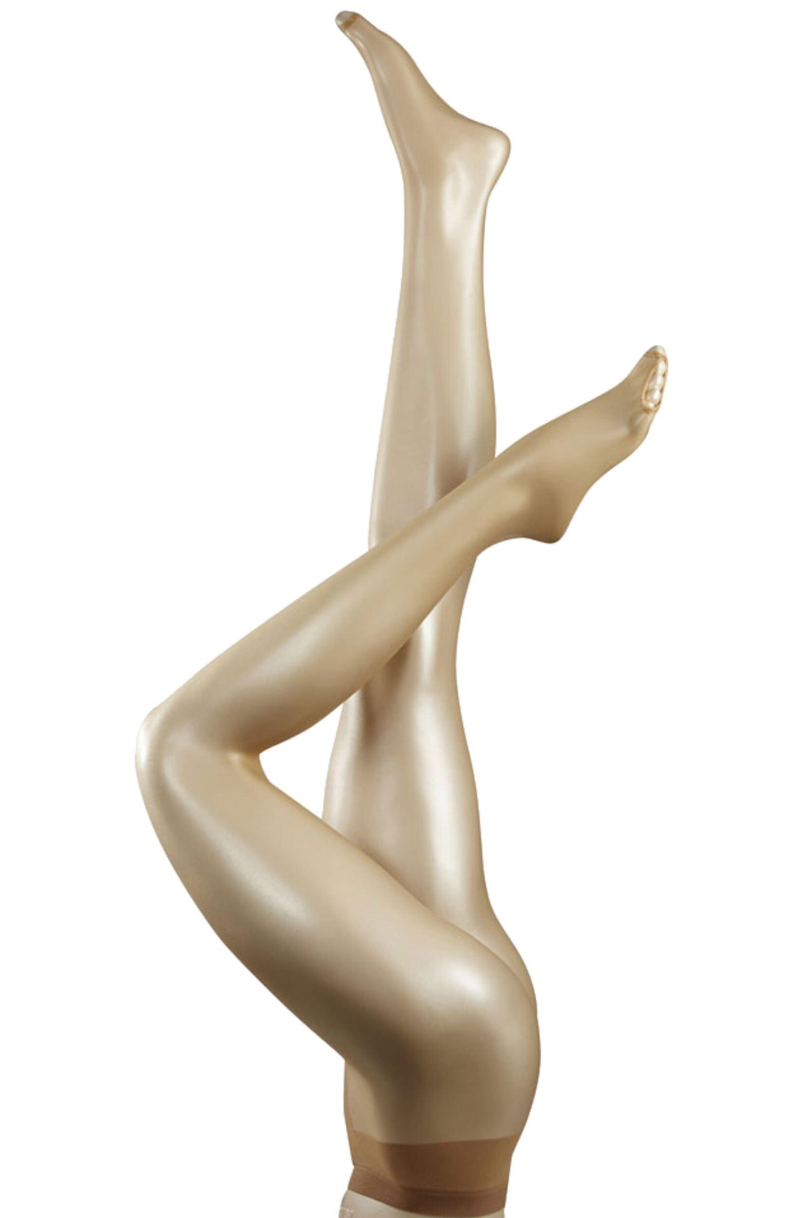 3dd4b17b72b Ladies 1 Pair Falke Shelina 12 Denier Ultra Transparent Open Toe Tights