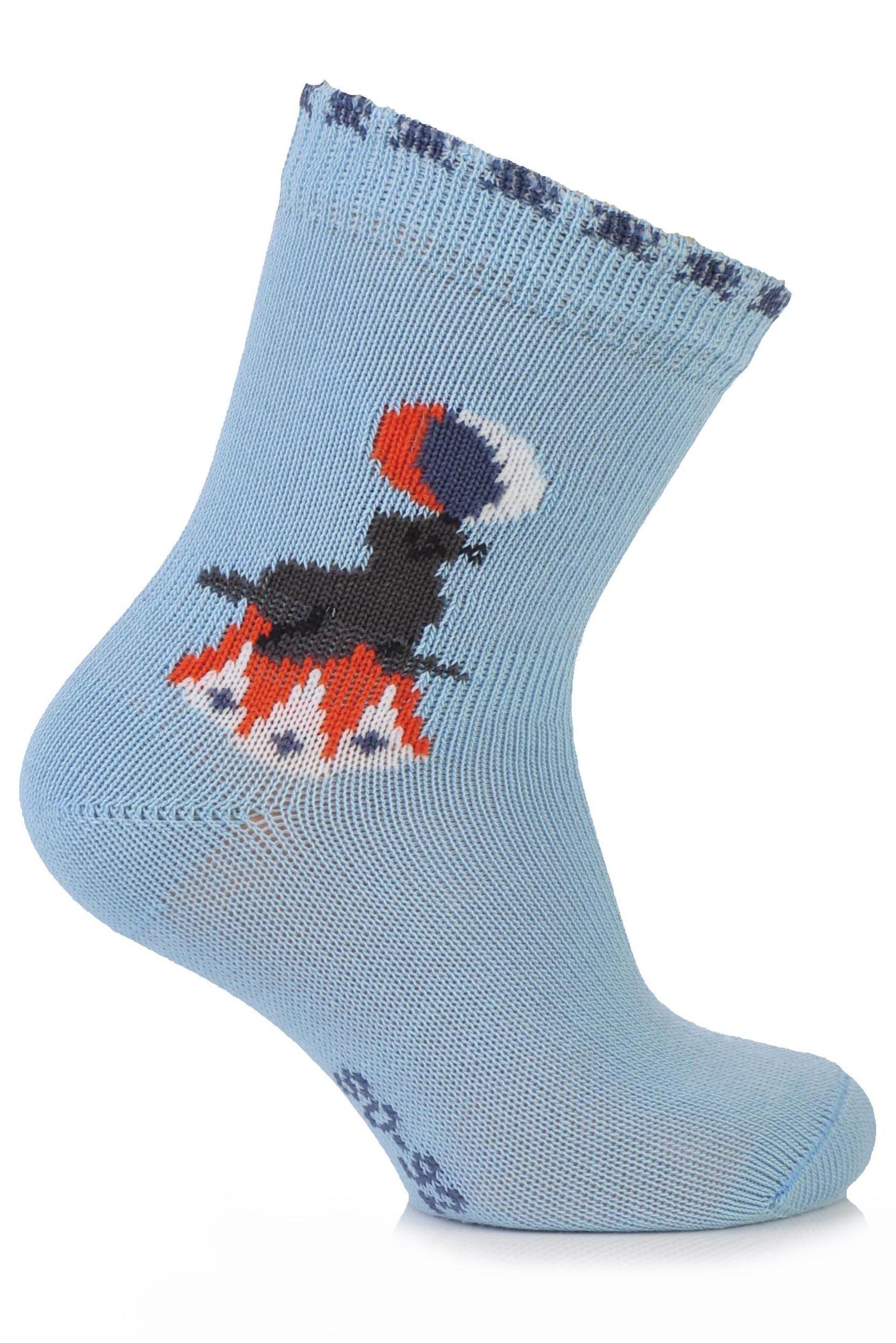 Image of Babies 1 Pair Falke Circus Seal Cotton Socks